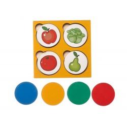 Запоминалки Овощи-Фрукты