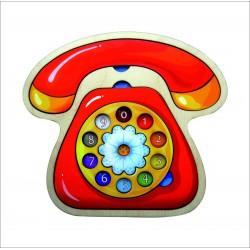 Пазл Телефон