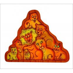 Головоломка Львы