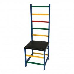 Шведский стульчик металлический 1.2м